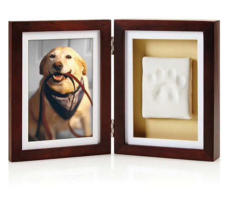 Pawprints Frame and Imprint Kit by PearHead