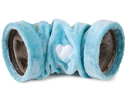 Plush Crinkle Cat Tunnel