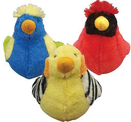 Ethical Dog Spot Tweets Songbird Plush