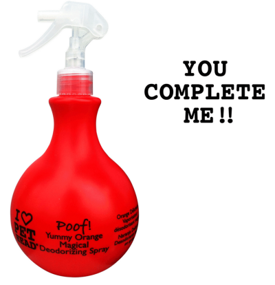 Pet Head Poof! Magical Deodorizing Spray