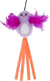 Frisco Bird Teaser with Feathers