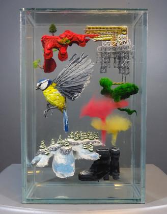 Still Bird with Life