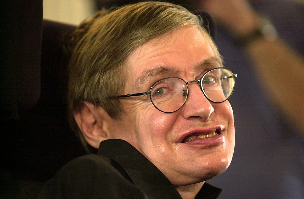 Der Physiker Stephen Hawking