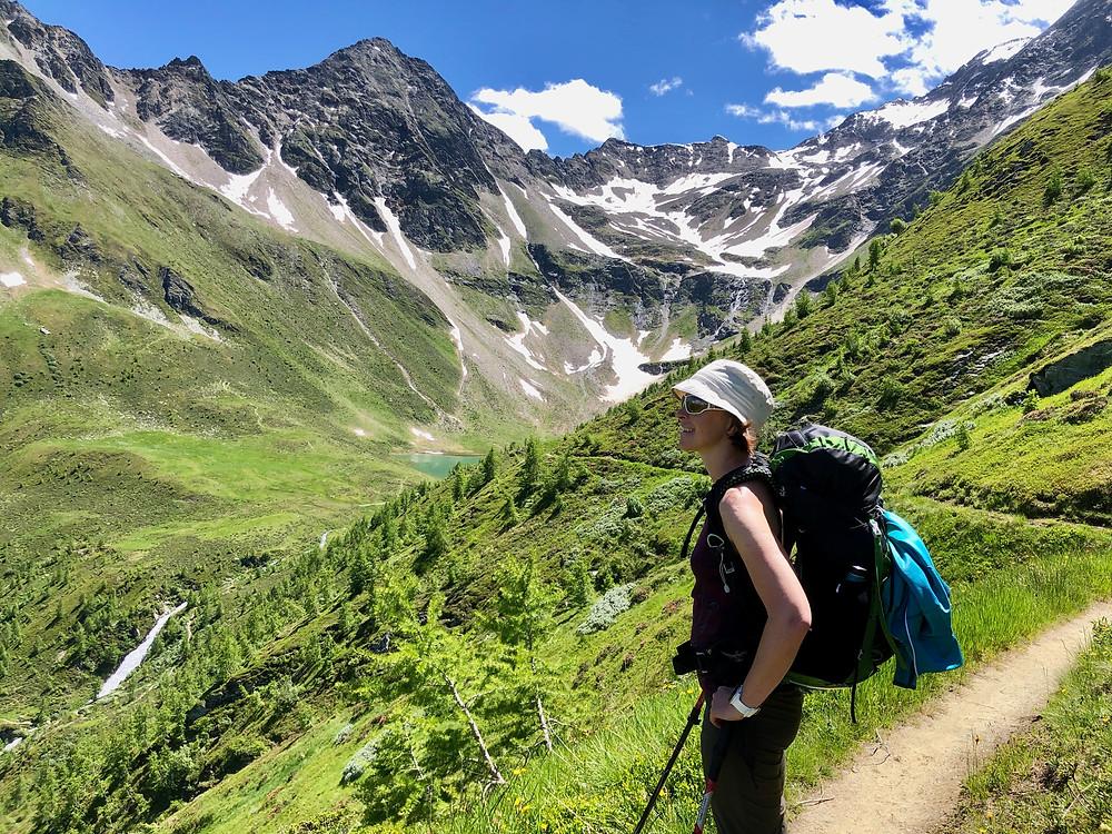 Bergsteigen - ein Weg zu dir selbst