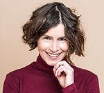 Porträt von Coach und Biologin Sabine Fischer