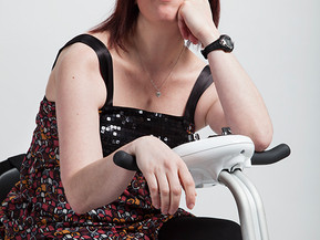Life as a disabled comedian