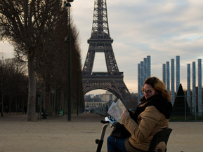 Paris on Wheels