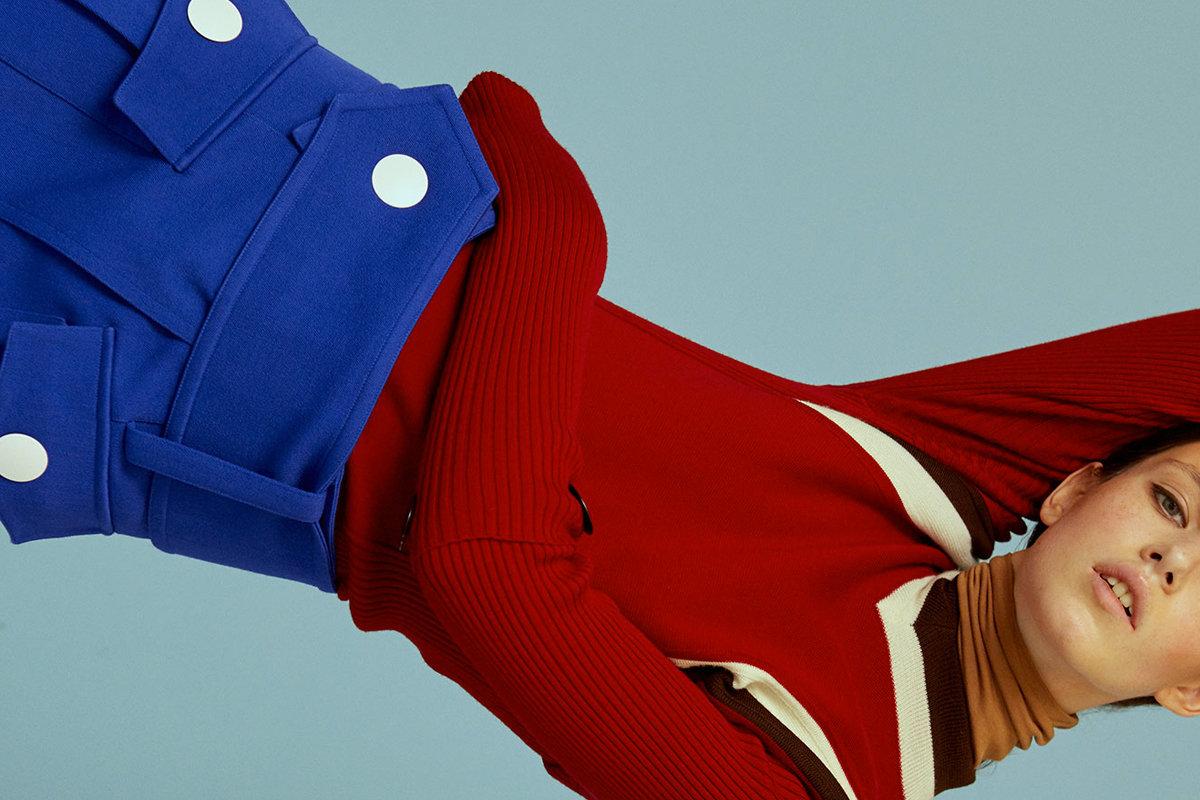 Cristina Planelles fashion stylist london