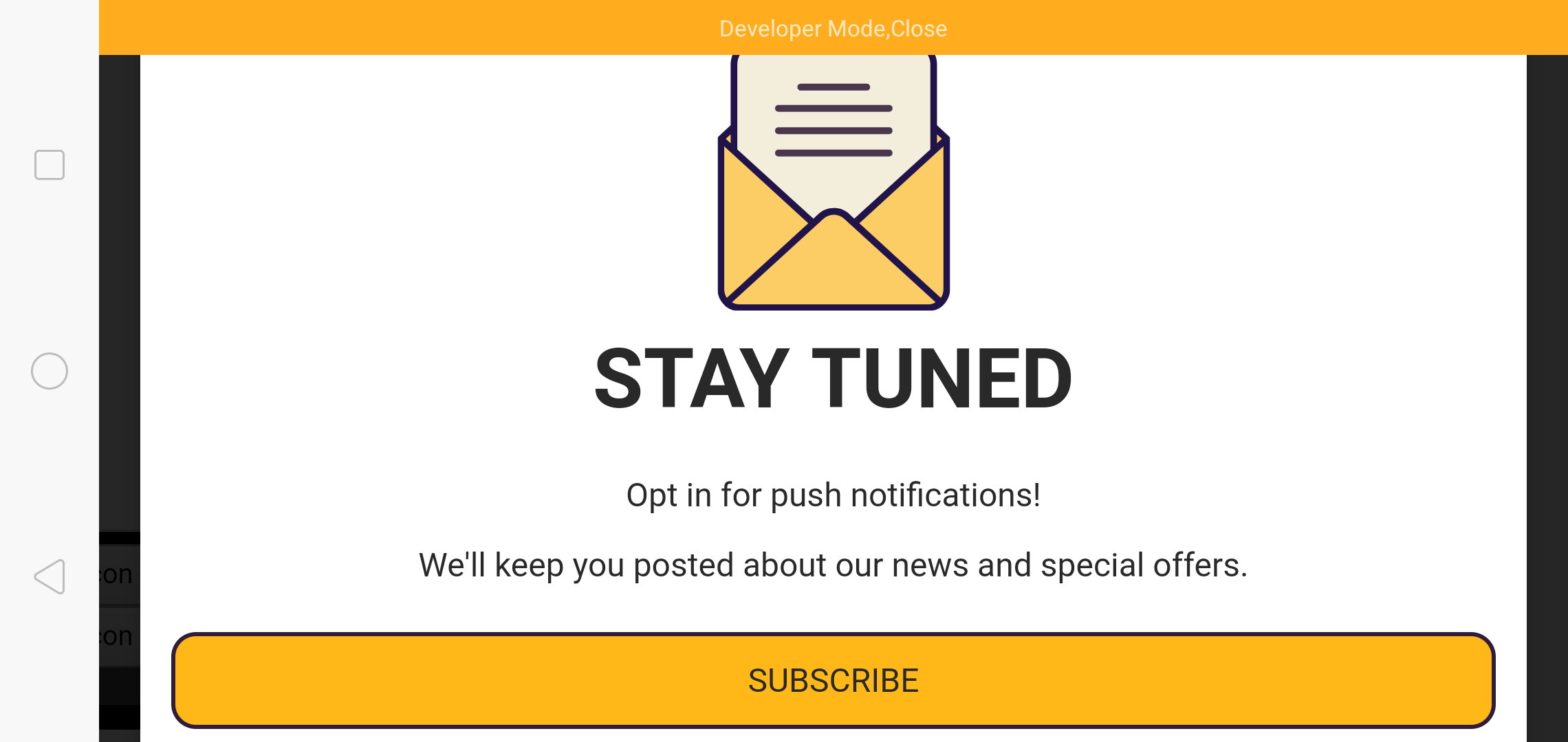 Mobile Notifications - 6