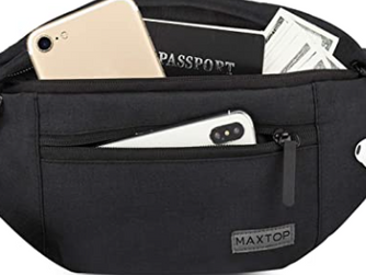 Carry all-- Crossbody Fanny Pack!!!!