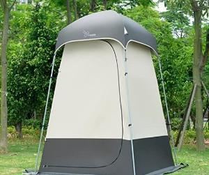 No Shower at Campsite???  Worry no more..
