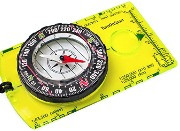 Orienteering Compass - Hiking Backpacking Compass - Advanced Scout Compass Camping and Navigation.