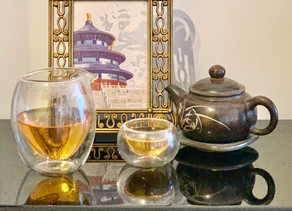 365 Teas Challenge > Day 197 -  Eight Immortals Dan Cong Oolong