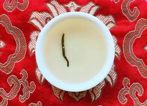 365 Challenge > Day 180 - Shui Xian White Tea 2015