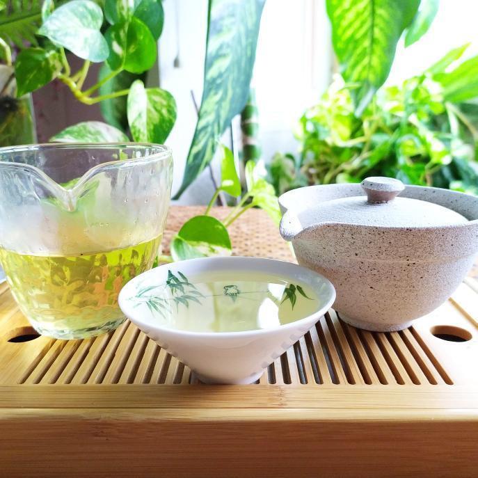 Green Tea from Bhutan