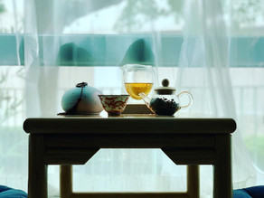 365 Teas Challenge > Day 240 -  Shou Mei White Tea from 2013