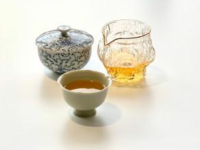 365 Teas Challenge > Day 239 - Rou Gui Wuyi Yancha