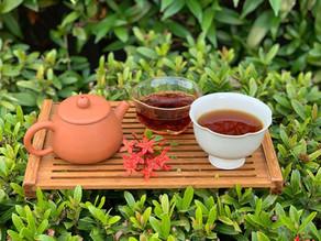 365 Teas Challenge > Day 341 - Dragon Ball Black Tea From Menghai 2019
