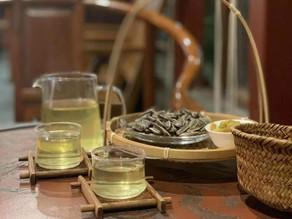 365 Teas Challenge > Day 327 - Green Tea from Hainan