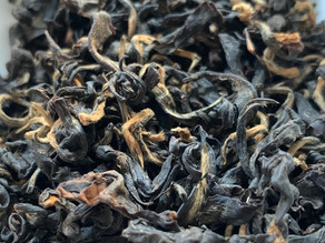 365 Teas Challenge > Day 350 -  Taiwanese Golden Tips Black Tea