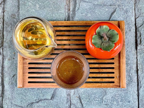 365 Teas Challenge > Day 256 - White Peony Fu Yun #6
