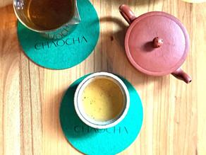 365 Teas Challenge > Day 261 - Gushu Sheng Pu-erh 2015
