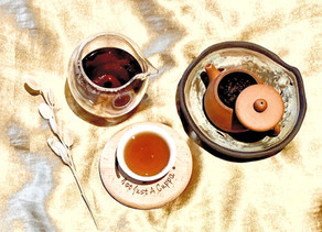 365 Challenge > Day 183 -  Mystery Sheng Pu-erh from 1990s