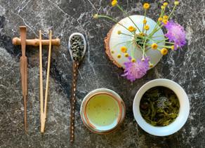 365 Challenge > Day 120 - Ceylon Green Tea from Central Highlands