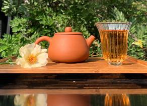 365 Teas Challenge > Day 236 - Glutinous Rice Pu-erh Fossil