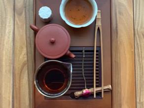 365 Teas Challenge > Day 325 - Blended Shou Pu-erh