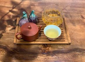 365 Teas Challenge > Day 222 - Naka Gushu Sheng Pu-erh 2019