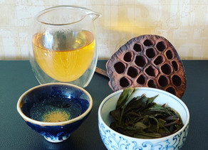 365 Teas Challenge > Day 203 - Phoenix Dan Cong Oolong Duck Sh*t Aroma 2020