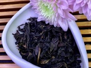 365 Teas Challenge > Day 302 - Shui Xian with Fir Flavour Yancha 2020