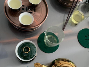 365 Teas Challenge > Day 312 - Tie Guan Yin 2020