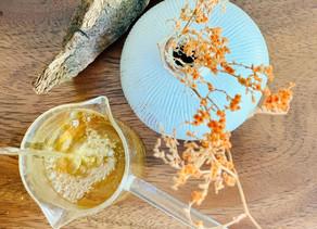 365 Teas Challenge > Day 230 - Shou Mei Cake Zenghe 2015