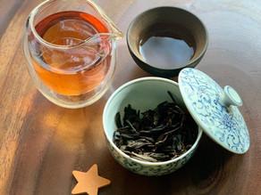 365 Teas Challenge > Day 329 - Wuyi Black Tea