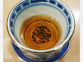 365 Teas Challenge > Day 292 - Aged Long Jing from 2011