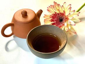 365 Teas Challenge > Day 259 -  Tibetan Brick Tea 2016