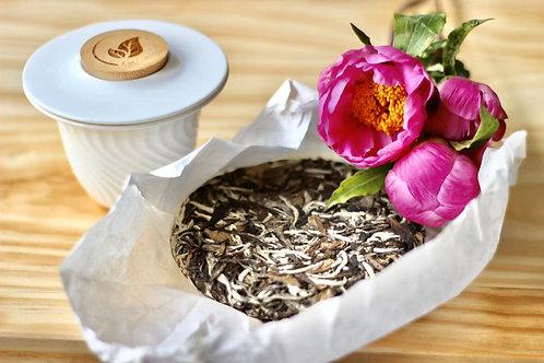Spring Forever - 2015 White Peony Mini Tea Cake - 100 g