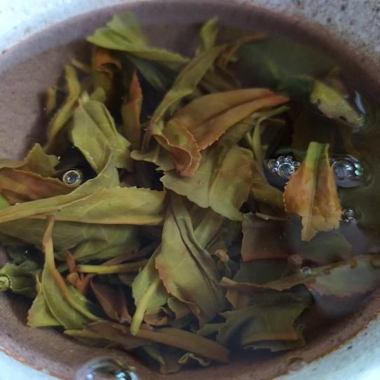 Bhutanese Green Tea