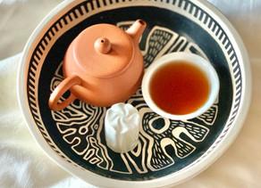 365 Teas Challenge > Day 191 - Fuzhuan Golden Flowers Heicha 2000