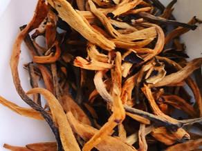 365 Teas Challenge > Day 324 - Golden Buds Dian Hong