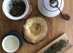 365 Challenge > Day 3 - Huo Shan Huang Ya Yellow tea (Anhui)
