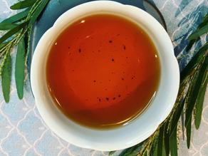 365 Teas Challenge > Day 271 - Yiwu Sheng Pu-erh 2007