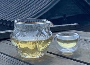 365 Teas Challenge > Day 216 - Green Tea from Yunnan 2019
