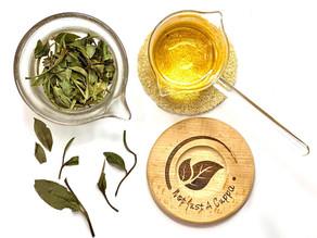 365 Teas Challenge > Day 267 - Meizhan White Peony 2020