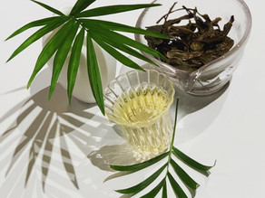 365 Teas Challenge > Day 357 -  Gushu White Tea from Laos