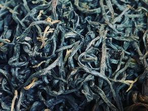 365 Teas Challenge > Day 232 - Jiu Qu Hong Mei (Red Plum) Tea