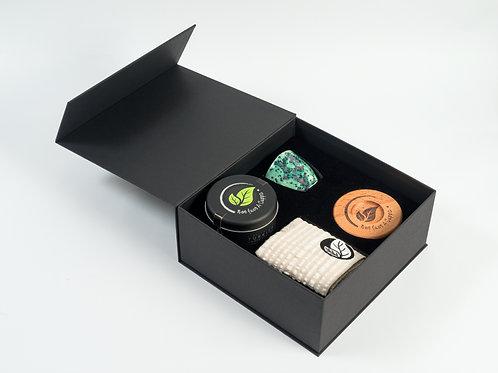 Tea box - open