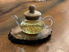 365 Teas Challenge > Day 307 - Roasted Buckwheat Tea